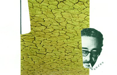 Manuel Pedrolo done ... or the word image. Compilation of concrete poetry